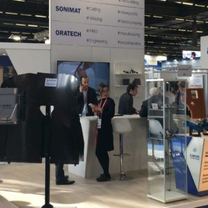 JEC - GEBE2 - SONIMAT - ORATECH - EUROPE TECHNOLOGIES - 2019