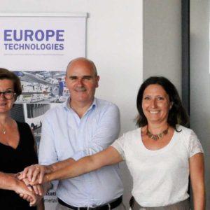 Intégration PRODESS - EUROPE TECHNOLOGIES