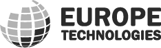 Logo gris EUROPE TECHNOLOGIES