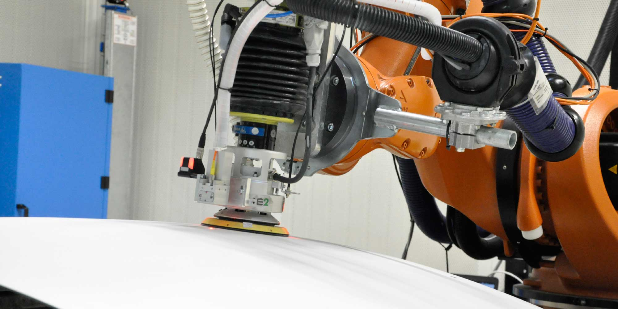 GEBE2-robotic solutions for the industry