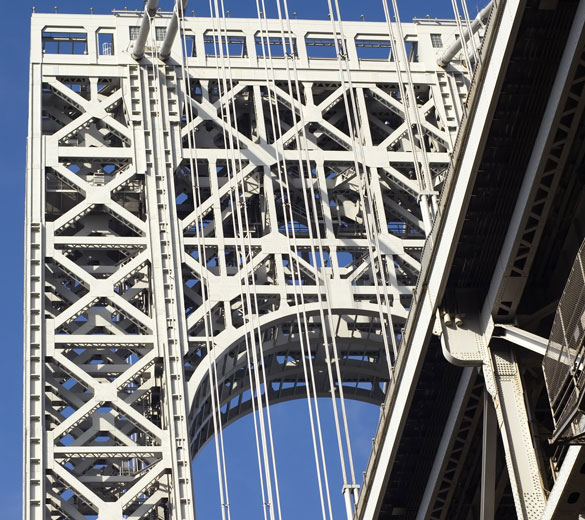 Georges Washington bridge - ETI USA - EUROPE TECHNOLOGIES