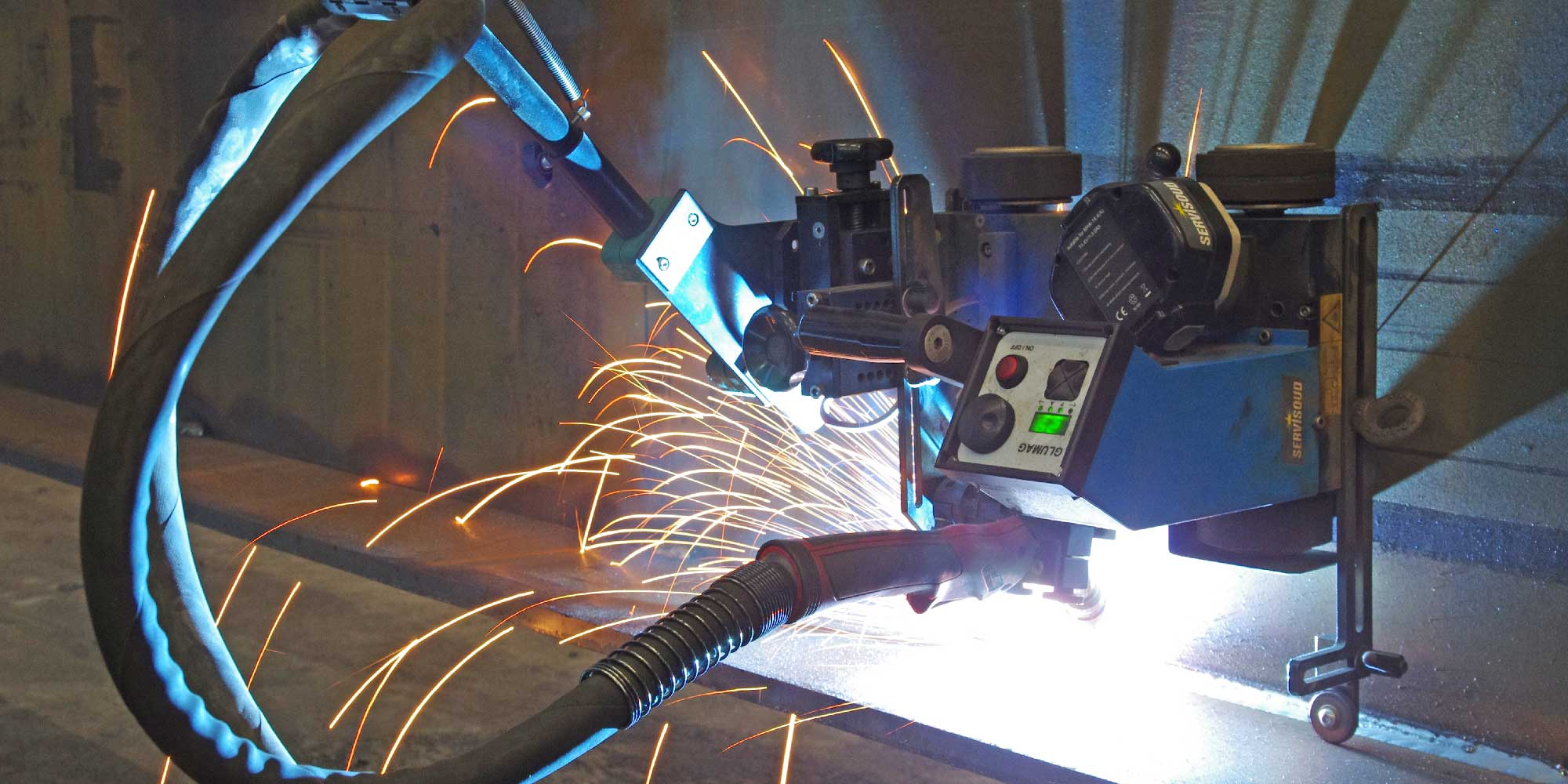 SERVISOUD-innovations for welders