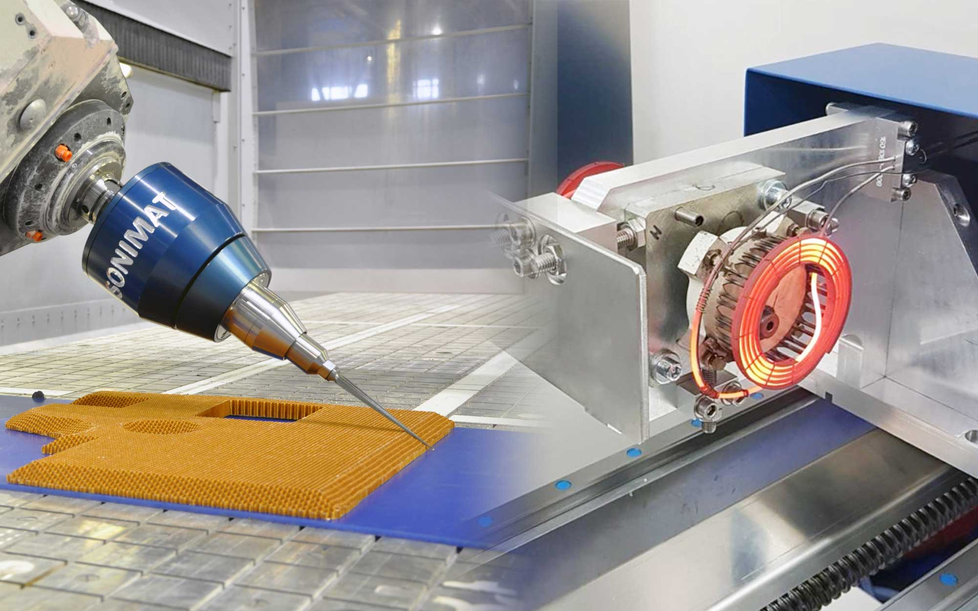 SONIMAT - Cutting and welding solutions for industry