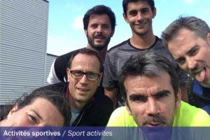 Europe Technologies - Sport activities