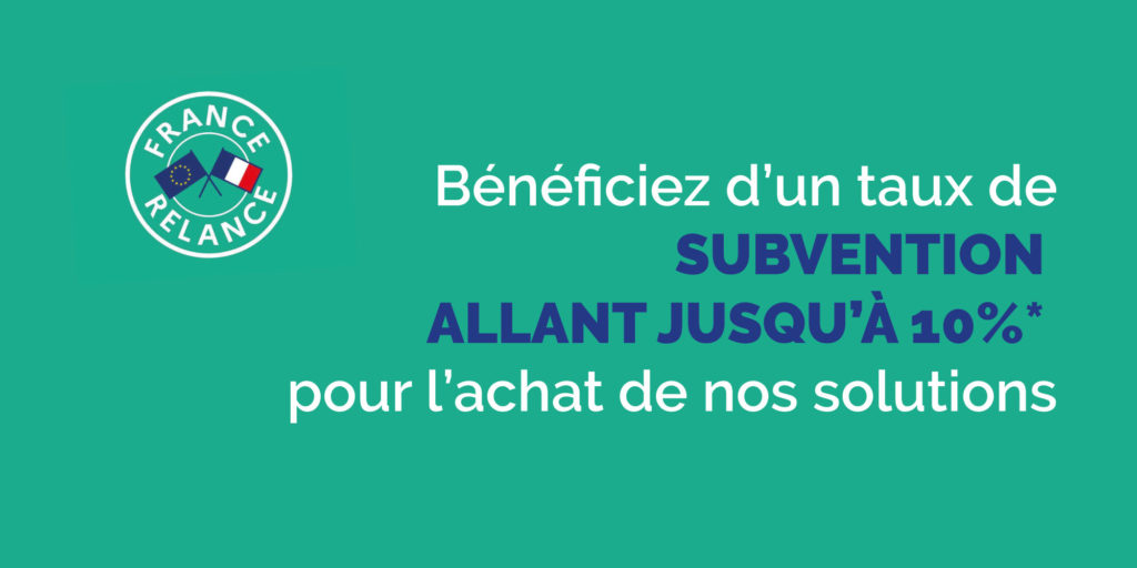 Subvention France relance - ET